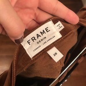 Frame Denim Skirts - Frame corduroy skirt